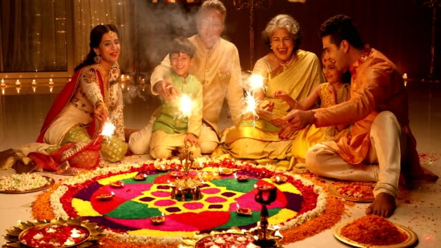 Moving Home during the Festive Season of Diwali