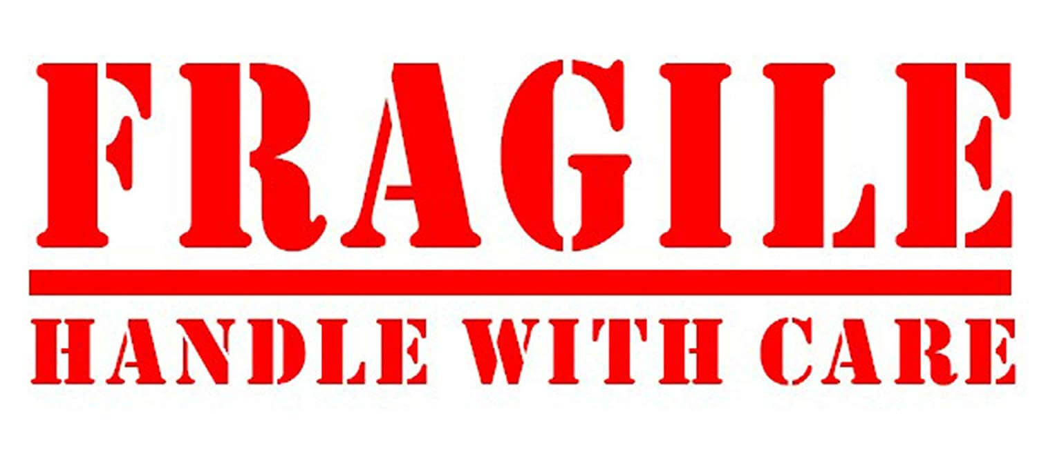 Fragile! Handle with Care